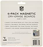 San Francisco 49Ers 4 Pack Magnetic to Do Notes