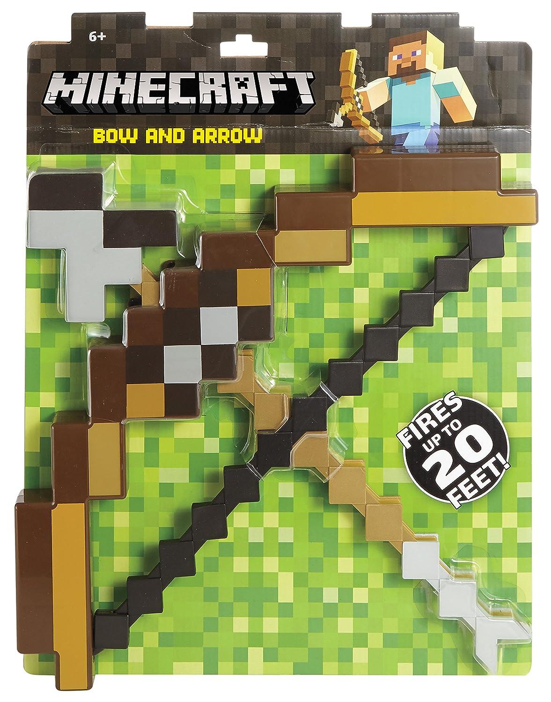 Minecraft Pfeil Und Bogen Spielset Amazonde Spielzeug - Minecraft bogen spiele
