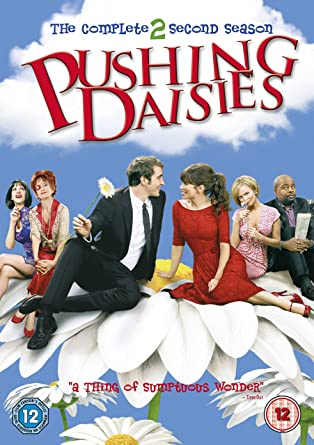 56a672b290bc Pushing Daisies - Complete Season 2  DVD   2009   Amazon.co.uk  Lee ...