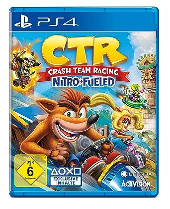 Crash Team Racing Nitro Fueled [PlayStation 4]: