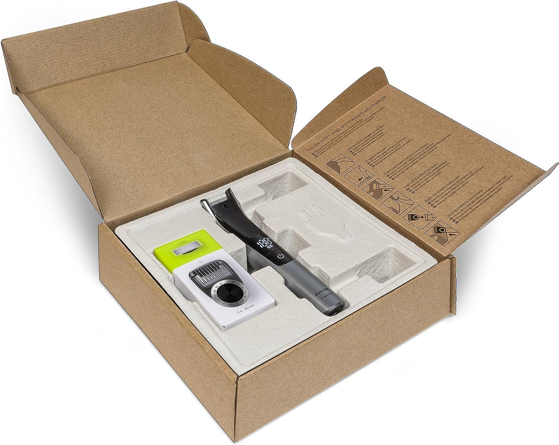 Philips OneBlade Pro QP6520/30 Cortadora de Vello Facial: Amazon ...