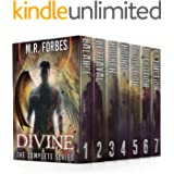 Divine: The Complete Series Box Set