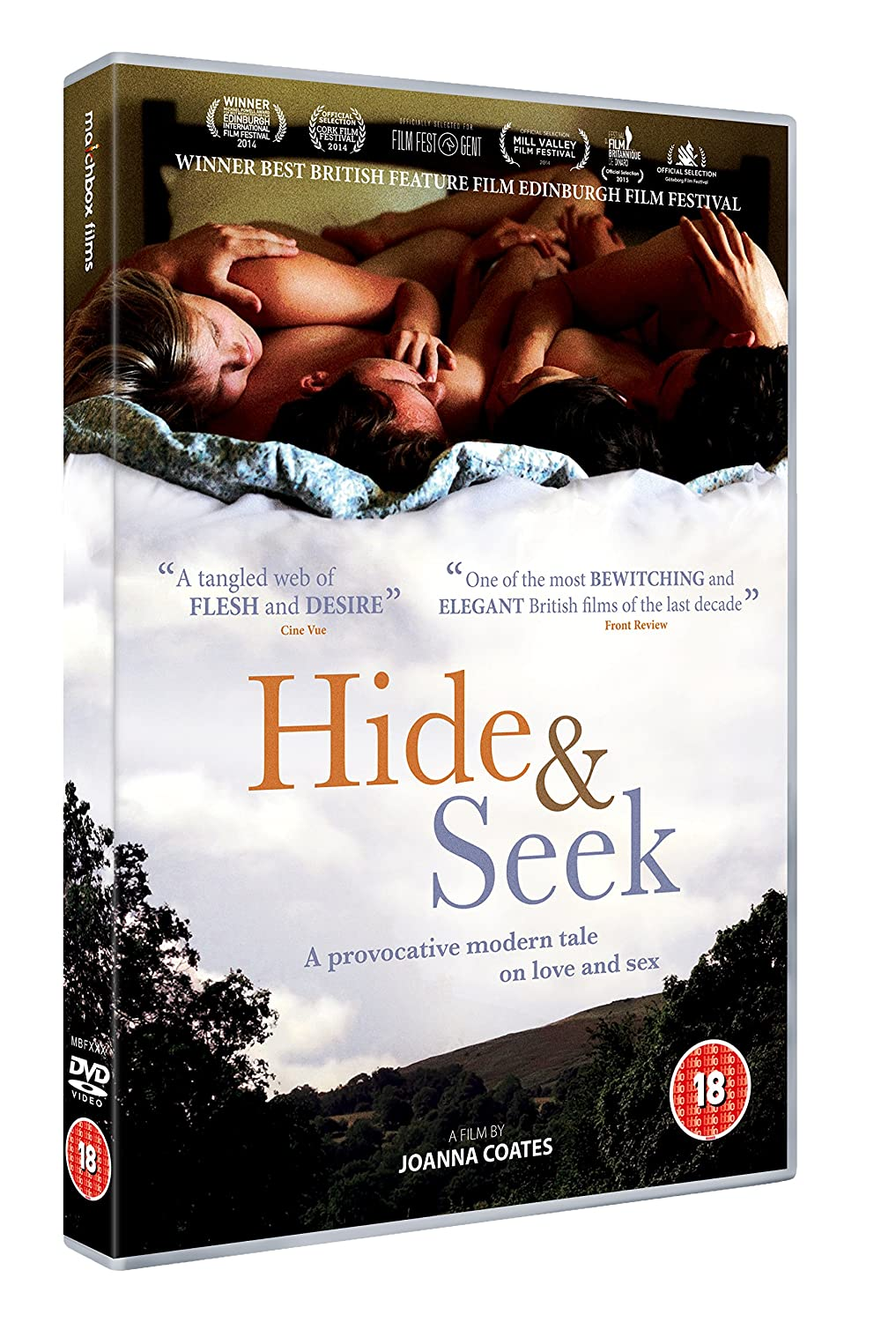Hide and Seek [DVD]: Amazon co uk: Josh O Connor, Hannah Arterton