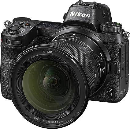 Nikon Z 6 Spiegellose Vollformat Kamera Mit Nikon 14 30 Kamera