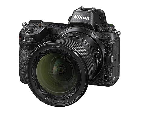 Nikon Z6 + NIKKOR Z 14-30 F/4 S Mirrorless Full Frame, CMOS FX 24,