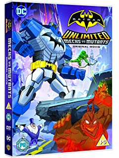 Batman Unlimited: Monster Mania Edizione: Regno Unito Reino ...