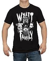 WWE Wyatt Family Mens Black T-shirt
