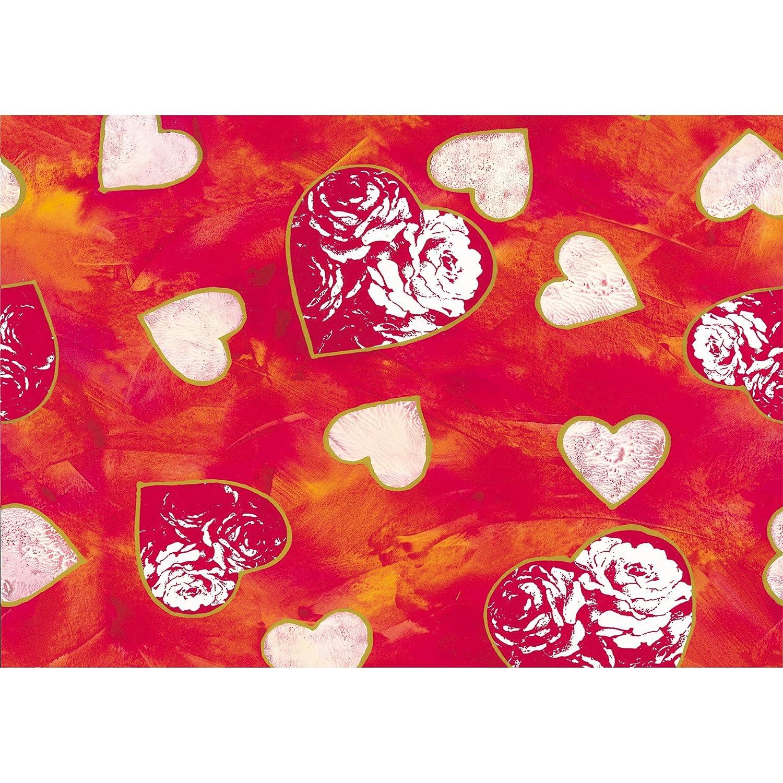 Susy Card 11273877-Carta da regalo a forma di cuore, lunghezza: 30 m Pelikan