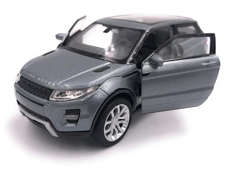 Welly Range Rover Evoque modè le Auto Auto License Product 1: 34-1: 39 Silver