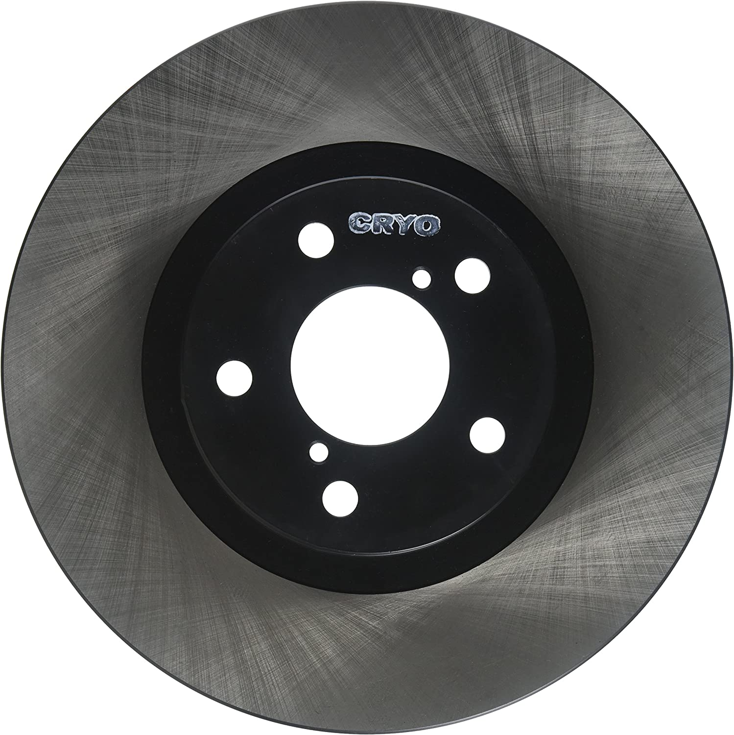 Centric Parts 120.47012 Premium Brake Rotor with E-Coating