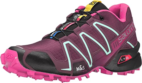 | Salomon Women's Speedcross 3 Trail Running Shoe