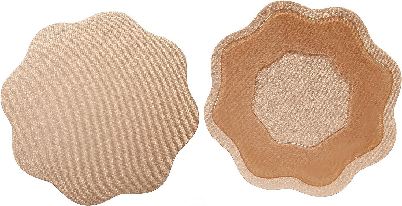 Silicone Nipple terrines couvre coussinets Breast Réutilisable Sein Soutien-gorge adhésif Stick