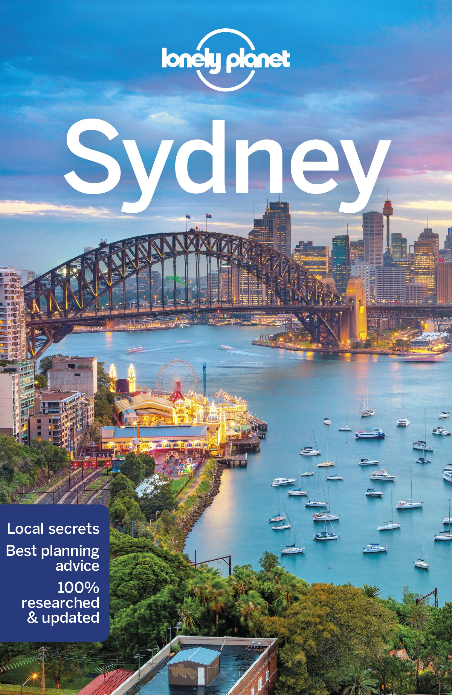 Lonely Planet Sydney Travel Guide