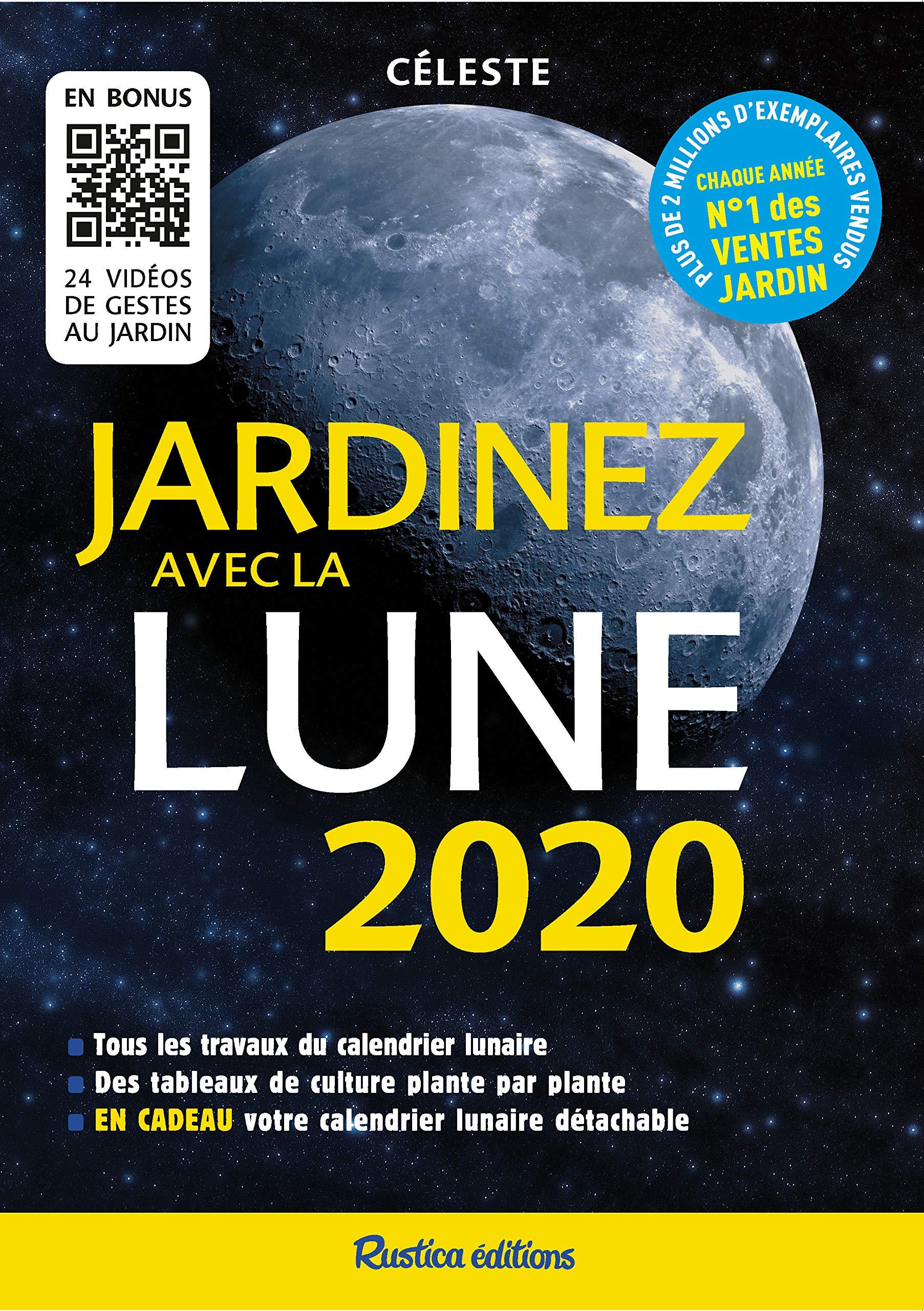 Rustica Calendrier Lunaire Mai 2021 Amazon.fr   Jardinez avec la Lune   Marin, Michel, Frances