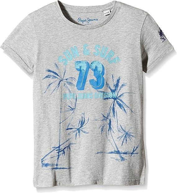 Pepe Jeans Camiseta para Ni/ños