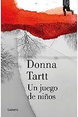 Un juego de niños (Spanish Edition) Kindle Edition