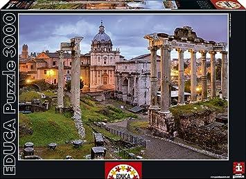 Puzzles Educa - Foro romano, puzzle de 3000 piezas (15540)