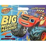 Blaze Big Monster Machines Giant Activity Pad