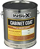 INSL-X PRODUCTS CC4610092-01 White Semi-Gloss Cabinet Enamel, 1 gallon