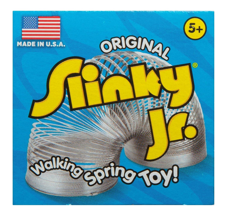 Slinky originale Metal Jr.