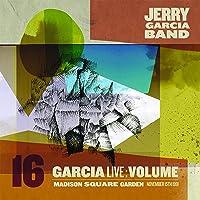 GarciaLive Volume 16: November 15th, 1991 Madison Square Garden [3 CD]