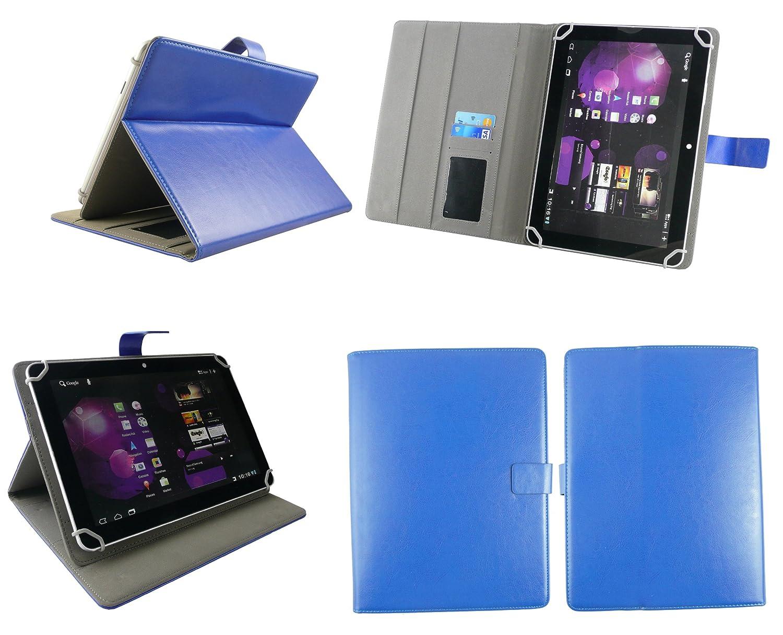 Negro L/ápiz /Óptico Aquaris E10 3G 10.1 Inch Tablet Universal Range Negro /Ángulo M/últiples Executive Folio Funda Carcasa Wallet Case Cover Con Tarjeta de slots Emartbuy/® Bq Aquaris E10