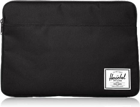 Herschel Anchor Sleeve for MacBook Black 15: Amazon.co.uk