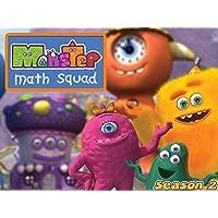 Monster Math Squad, Season 2