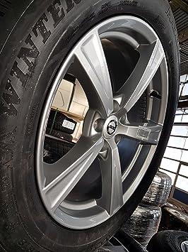Original Volvo XC90 MJ 16 de invierno completo Juego de ruedas 18 5 de Spoke