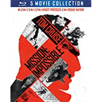 Deals on Mission: Impossible 5-Movie Collection Blu-ray