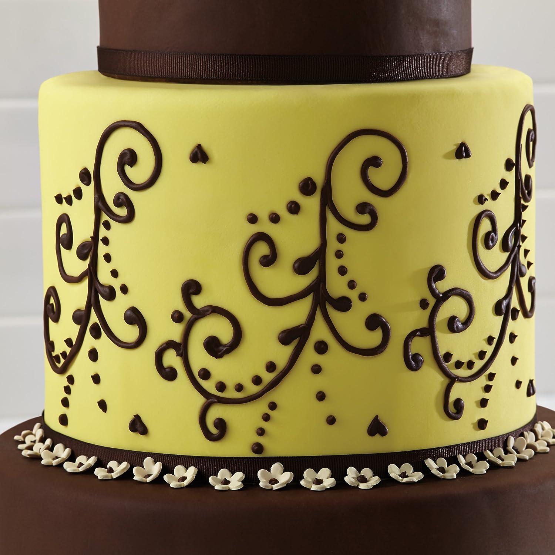Amazon.com: Cake Boss Decorating Tools 4-Piece Classic Fondant ...