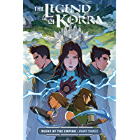 The Legend of Korra: Ruins of the Empire Part Three book cover