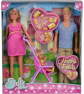SIMBA Steffi Love muñeca - Muñecas, Male & Female, Chica, 3 año(