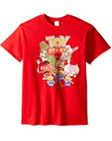 Disney Men's Toy Story Group T-Shirt