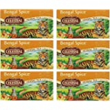 Celestial Seasonings Herbal Tea, Bengal Spice,(6 Pack)
