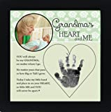 Amazon Price History for:Baby Child Keepsake Handprint Frame with Poetry - Mommy, Daddy, Grandma or Grandpa (Grandma) by The Grandparent Gift Co.
