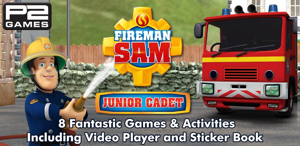 Amazon Com Fireman Sam Junior Cadet Appstore For Android
