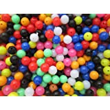 8mm Beads for Fishing, Multi Coloured x100 per pack. Ideal for rigs, sea, boat and beach fishing