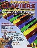 Débutant Claviers La Méthode Universelle Piano Orgue Synthé + CD