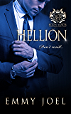 Hellion (Billion-Dollar Bastards Book 1)