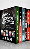 Darcy Walker Mysteries: Complete High School Years