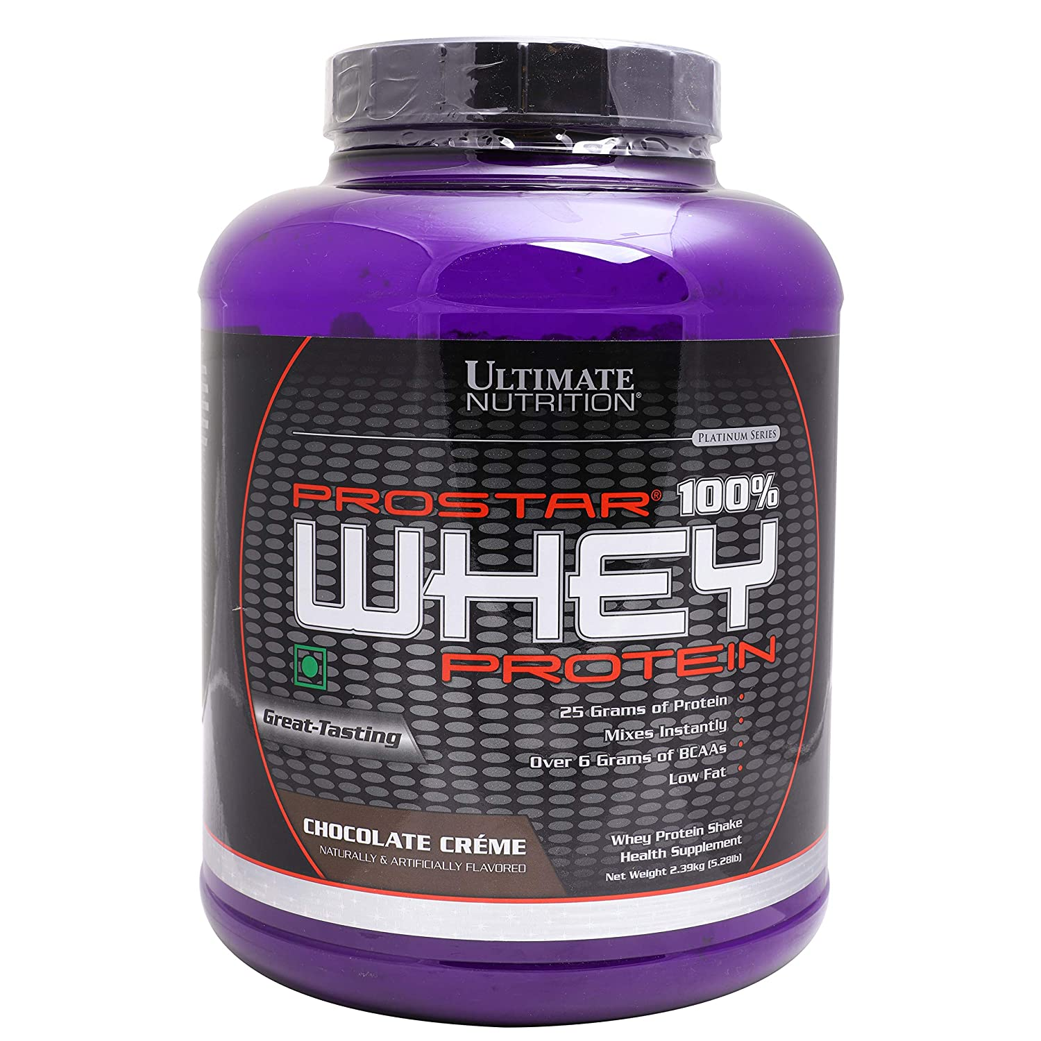 Ultimate Nutrition Prostar 100% Whey Protein - 5.28 lbs (Chocolate Creme): Amazon.in: Health & Personal Care