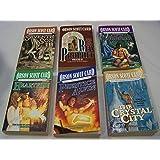Tales of Alvin Maker 6 volume set: Seventh Son, Red Prophet, Alvin Journeyman, Heartfire, The Crystal City