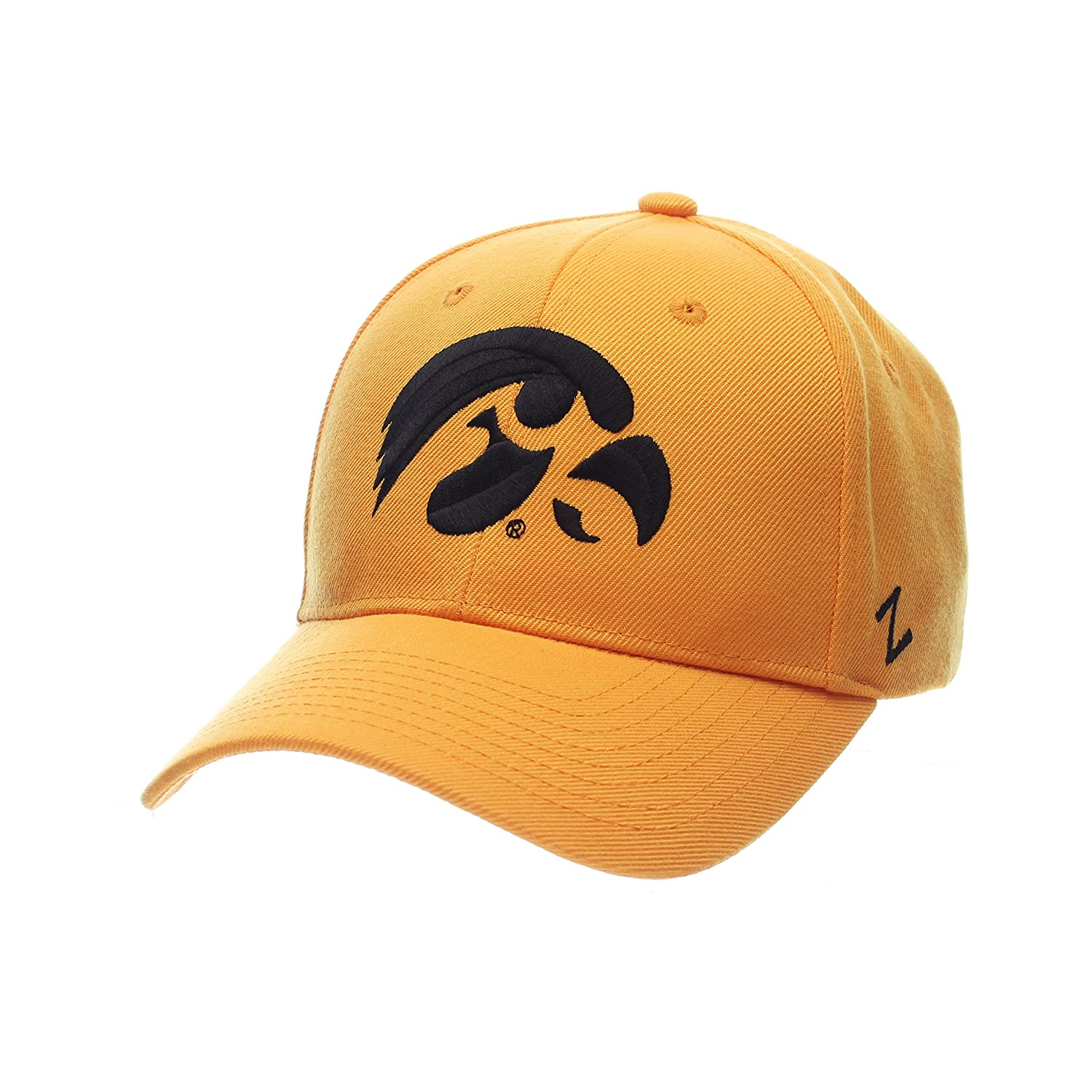 NCAA One Size Adjustable Baseball Hat Zephyr Staple Relaxed Fit Dad Cap
