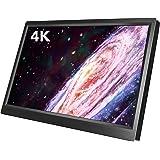 cocopar4kモバイルモニタ 15.6インチ3840x2160 IPS UHD 液晶パネルゲーミングモニター ディスプレイPS4/xbox360/Raspberry Pi対応
