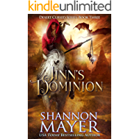 Jinn's Dominion (Desert Cursed Series Book 3)