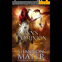 Jinn's Dominion (Desert Cursed Series Book 3) (English Edition)