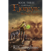 Fjorgyn: Shifting Sands (Book 3) (English Edition)