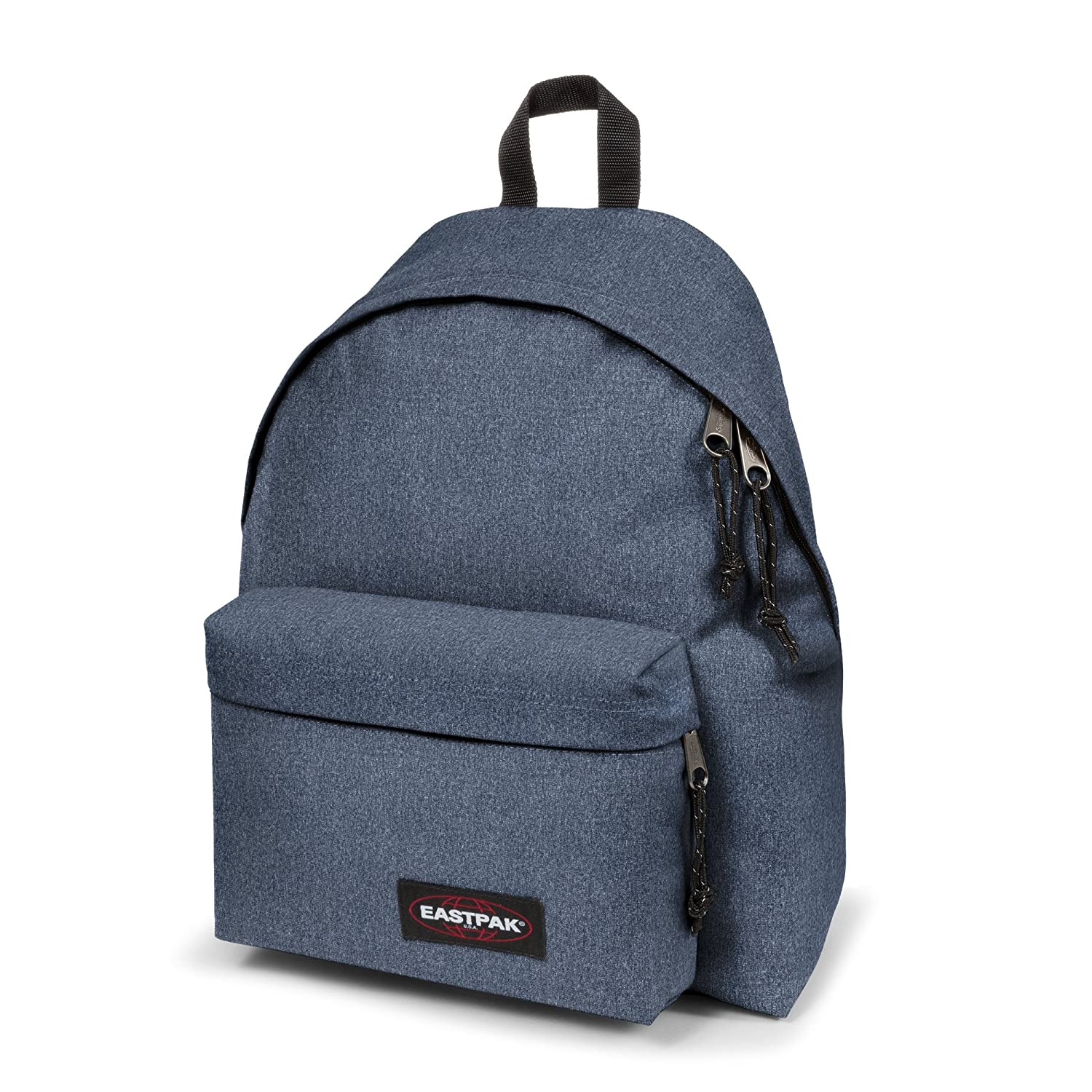 eastpak padded pak r backpack double denim school bag