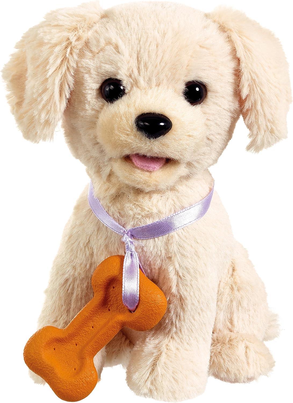 Vivid Imaginations Animagic Feed And Care Puppy Soft Plush Toy Multi Colour Amazon Co Uk Toys Games